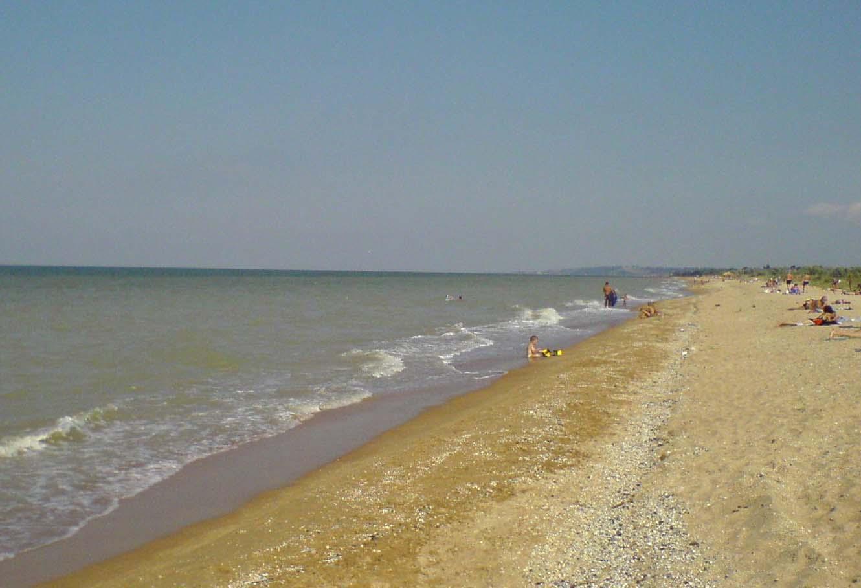 Фото отдыха на пляжах тамани